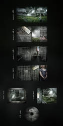 Soul Distortion CD layout by YagaK