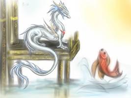 pool by Lena-Lucia-dragon