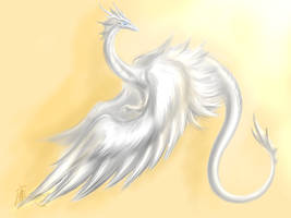 Silver of light by Lena-Lucia-dragon