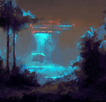Not aliens by ladynlmda