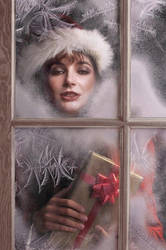 Ho Ho Ho- Santa Kate Bush by rosabelieve