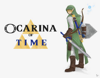 The Ocarina's Creed by kittywhiskas