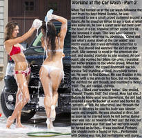 Working at the Car Wash (TG Caption) part 2 by ourmonkeymasters