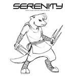 Serenity Prize Sketch by Yastach