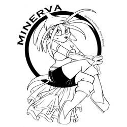 Minerva Prize Art by Yastach