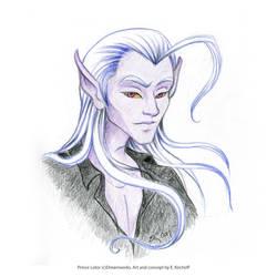 Prince Lotor by Yastach