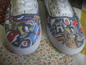 NHL Shoes 1 by sunlightsmarrow