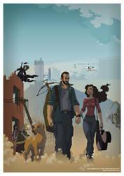 Heroes - book cover by Raiddo