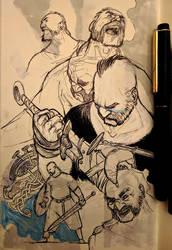 Ink 07 by Raiddo