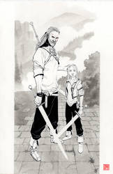 Like father, like daughter by Raiddo