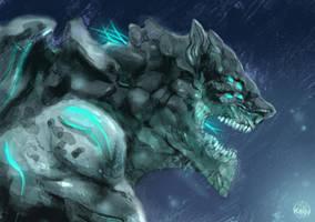 Kaiju by icarusal