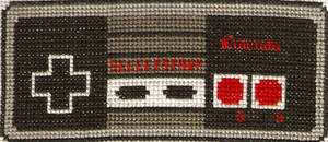 Nintendo Controller X Stitch by magentafreak