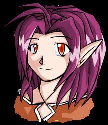 Some.. Elf Girl.. by Kiaryi