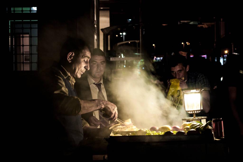 Street Food Istanbul by mbsinar