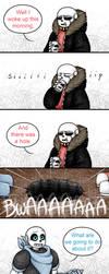 The Hole - Part 2 by Kitsunewolf95