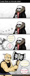 The Hole - Part 9.5 (Bonus part) by Kitsunewolf95