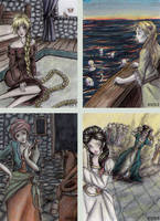 ACEO - Fairytales by Juhulefu
