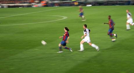L Messi by MA88