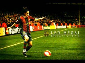Lionel Messi 10 by MA88