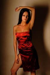 Red Goth I by ARA1985