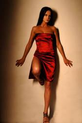 red goth by ARA1985