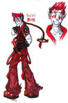 RamJak+Gen+Rose by DeZia