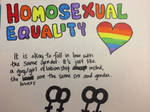 Homosexual Equality by ptolemaeusoter