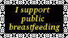 Public Breastfeeding is OK by ptolemaeusoter