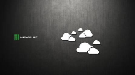 Manjaro Clouds by duschaan