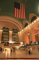 Grand Central Station 2:30 AM by afira