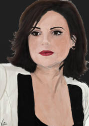 Lana Parrilla by Onceuponamidnightsun