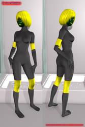 Dakimakura-rusty-in-uniform by AndyOH-TMI