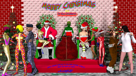 Merry Christmas from TMI by AndyOH-TMI