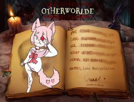 .: Otherworlde: Crush :. by ShellyCake