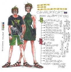 meettheartist2018 by CAVALRYCAT