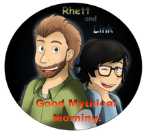 Rhett and Link GMM by QuincySoulz