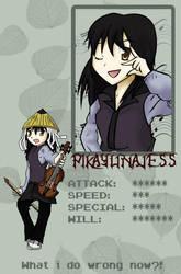 Pixel ID by Pikayunajess