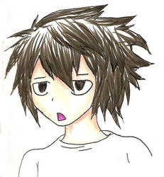 Yagami-kun bring me some cake. by Pikayunajess