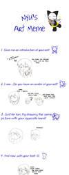 Mikas Art Meme by Pikayunajess