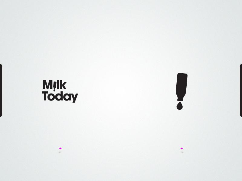 MilkToday Logo by milktoday