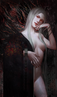 Mistress of Pain by katorius
