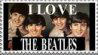 Beatles stamp by plzheadbangplz