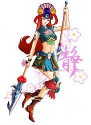 kungfu warrior by ensonkong