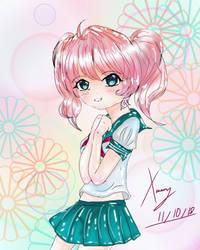 Ren (my avatar) by chocoren-arts