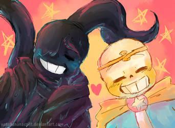 Happy Brothers! - DreamTale by VanaBananaSplit