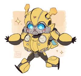 Little Bumblebee by VanaBananaSplit
