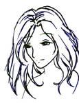 rika doodle by NanakoHarrison