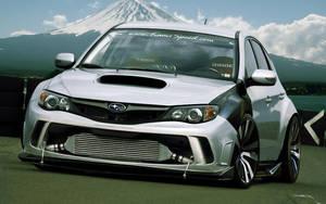Subaru Impreza WRX STI by Hossworks