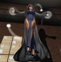 Introducing Mistress Mystic by RopemasterSecretspy