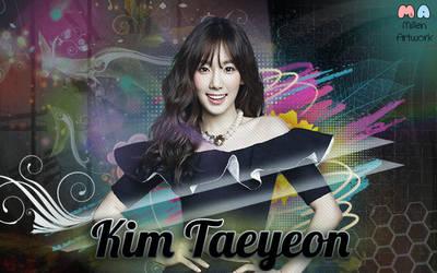 Kim Taeyeon Wallpaper by LennSoshi